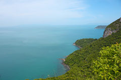 Stationnement marin national de lanière d'ANG, Thaïlande Image libre de droits