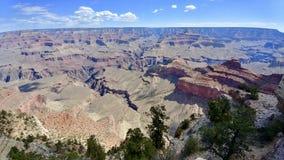 Stationnement national Arizona de gorge grande Photos stock