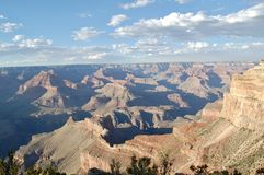Stationnement national Arizona de gorge grande Photos libres de droits