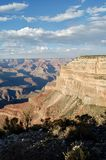 Stationnement national Arizona de gorge grande Photo stock