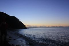 Stationnement national d'Abel Tasman, Nouvelle Zélande photo stock