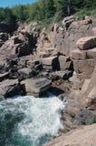 Stationnement national d'Acadia Photos libres de droits