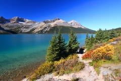 Stationnement national de Banff photographie stock