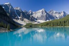 Stationnement national de Banff Photo stock