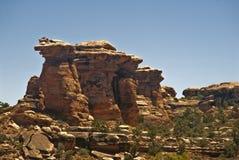 Stationnement national de Canyonlands Image stock