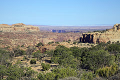 Stationnement national de Canyonlands Photographie stock
