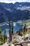 Stationnement national de cascades du nord photographie stock libre de droits