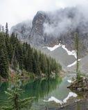 Stationnement national de cascades du nord image stock
