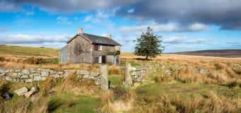 Stationnement national de Dartmoor Images stock