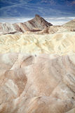 Stationnement national de Death Valley - point viril Photo libre de droits