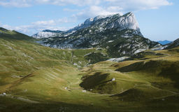 Stationnement national de Durmitor Photo stock