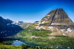 Stationnement national de glacier Photographie stock libre de droits