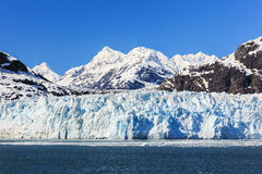 stationnement national de glacier de compartiment de l'Alaska Images stock