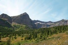 Stationnement national de glacier, Montana Image stock