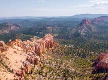 Stationnement national de gorge de Bryce en Utah Image libre de droits
