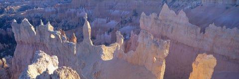 Stationnement national de gorge de Bryce Photos stock