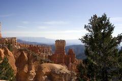Stationnement national de gorge de Bryce, Utah Images stock