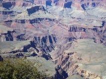 Stationnement national de gorge grande, Arizona, Etats-Unis Photographie stock libre de droits