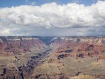 Stationnement national de gorge grande, Arizona, Etats-Unis Photo libre de droits