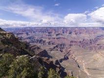 Stationnement national de gorge grande, Arizona, Etats-Unis Images stock