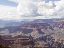 Stationnement national de gorge grande, Arizona, Etats-Unis Photos libres de droits