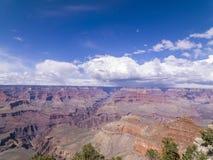 Stationnement national de gorge grande, Arizona, Etats-Unis Photos stock
