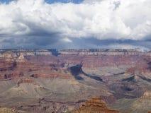 Stationnement national de gorge grande, Arizona, Etats-Unis Photo stock