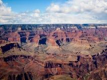 Stationnement national de gorge grande, Arizona, Etats-Unis Image libre de droits