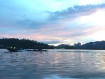 Stationnement national de Khao Sok Image libre de droits