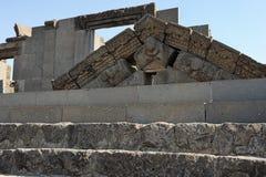 Stationnement national de Korazim. Photographie stock libre de droits