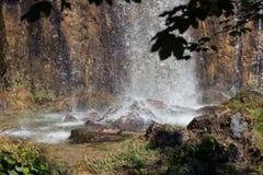 Stationnement national de l'UNESCO en Croatie Photo stock