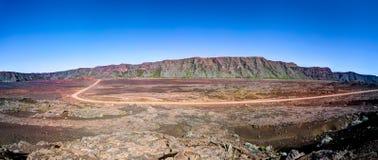 Stationnement national de la Réunion Images stock