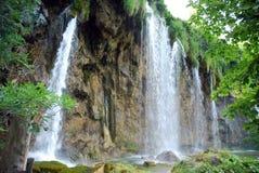 Stationnement national de lacs Plitvice en Croatie Photographie stock