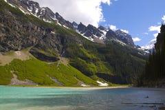 Stationnement national de Lake Louise Banff Image libre de droits