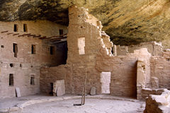 Stationnement national de MESA Verde Photos stock