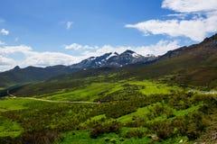 Stationnement national de Picos de Europa images stock
