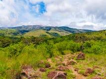 Stationnement national de Rincon de la Vieja Images libres de droits