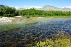 Stationnement national de Rondane Image libre de droits