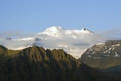 Stationnement national de Skaftafell   Photo libre de droits