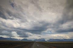 Stationnement national de Skaftafell Photographie stock libre de droits