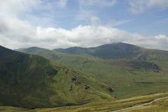 Stationnement national de Snowdonia Images libres de droits