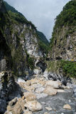 Stationnement national de Taroko Photographie stock