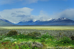 Stationnement national de Tierra del Fuego photos stock