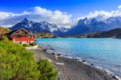 Stationnement national de Torres del Paine Photographie stock libre de droits