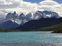 Stationnement national de Torres Del Paine Photo libre de droits