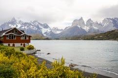 Stationnement national de Torres del Paine Photographie stock