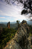 Stationnement national de Warrumbungle Image stock
