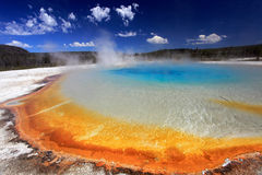 Stationnement national de Yellowstone