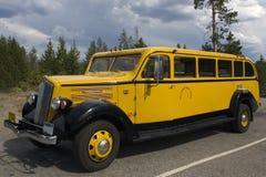 Stationnement national de Yellowstone Image libre de droits