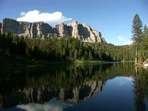 Stationnement national de Yellowstone Images libres de droits